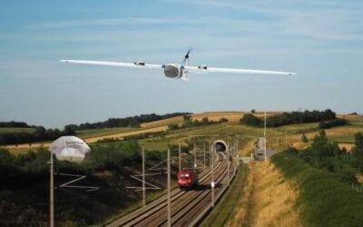 DRÓNOK 2020 február – A FreeRail projekt: A német vasút (Deutsche Bahn) sínhálózatának automatikus vezérlése