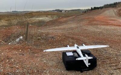 Webinárium: Egy nap a terepen a Trinity F90+ drónnal